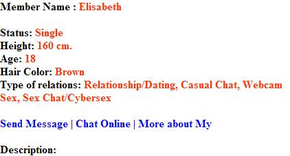 free adult dating site in zimbabwe